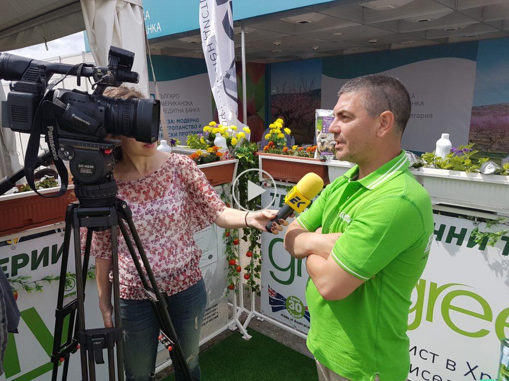 на гости на Евроком ТВ